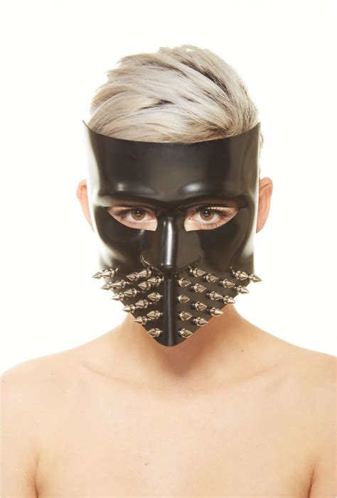 Not a People Person Masquerade Mask