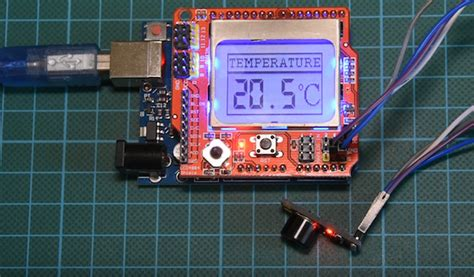 Arduino Infrared thermometer | Embedded Lab