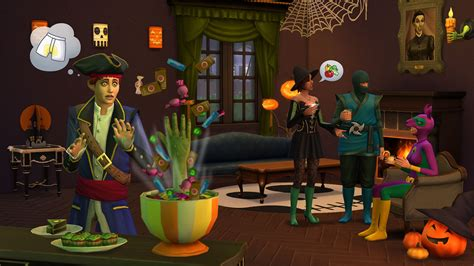 Your Sims are in for a treat this Halloween with the The