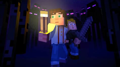 Review: Minecraft: Story Mode: Episode 3 - Friends to The End