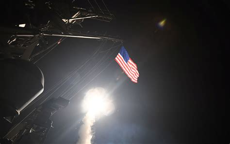 What Is It With US Presidents and Tomahawk Cruise-Missile