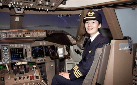 Asia's airlines 'forced' to seek more women pilots - Pilot