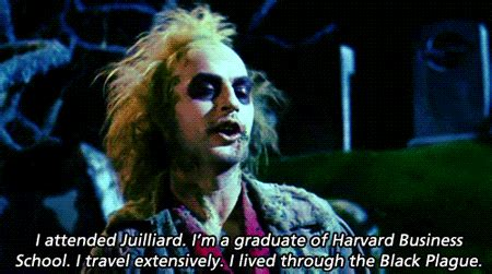 Beetlejuice Movie GIFs - Find & Share on GIPHY