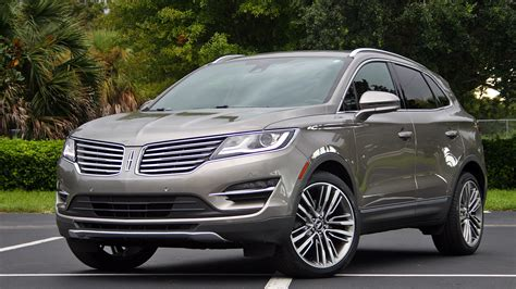 2016 Lincoln MKC – Driven | Top Speed