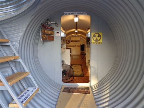 Atlas Survival Shelter, Doomsday Bunker, Costs About