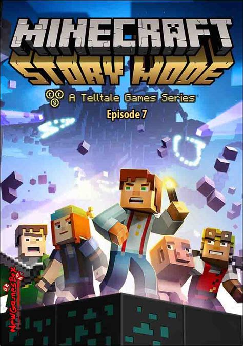 Minecraft Story Mode Episode 7 Free Download Full Game