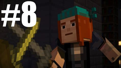 Minecraft Story Mode Gameplay Playthrough #8 - Wither