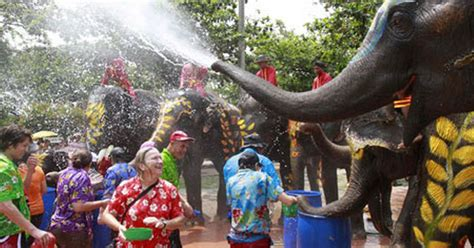 Songkran: Ten things you need to know about the Thai New