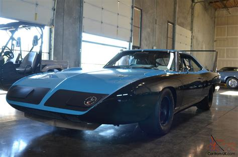 1970 PLYMOUTH SUPERBIRD CUSTOM TRIBUTE NASCAR APPROVED