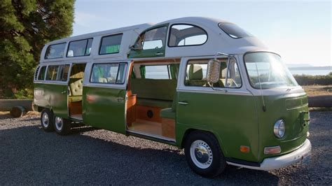 9 camper vans that will make you want to hit the road