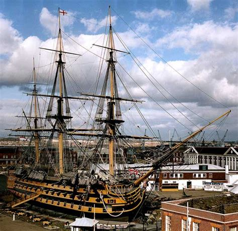 Historic Naval Ships Visitors Guide - HMS Victory