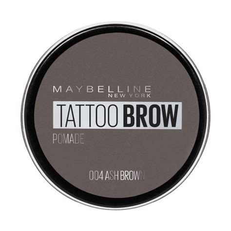 Maybelline New York Tattoo Brow Pomade Pot ash brown