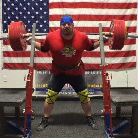 Blaine Sumner Is a Powerlifting Great, Deserves Your