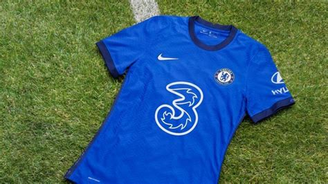 Chelsea Releases New Jersey with the Logo Showing the New