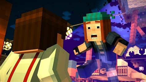 Minecraft: Story Mode Season 1 Review - IGN