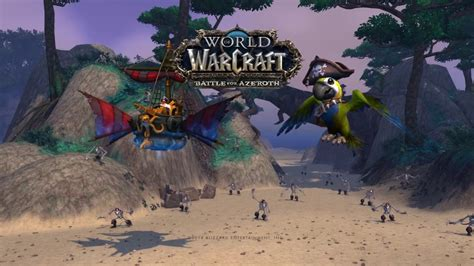World of Warcraft: Get a floating pirate ship mount for