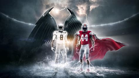 Nike Reveals College Football Playoff National