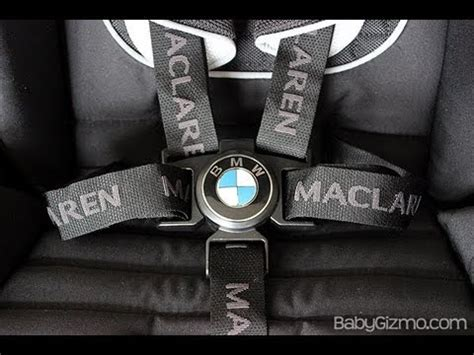 Maclaren BMW Buggy Limited Edition Stroller Review - Baby