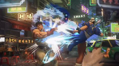 Street Fighter V confirms cross platform play on PS4 and