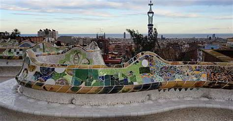 Parks and squares in Barcelona