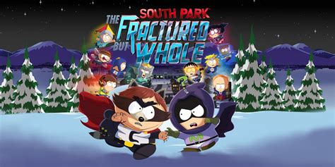 South Park™: The Fractured But Whole™ | Nintendo Switch